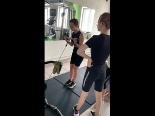 Видео от MEGAFIT  фитнес клуб  г.Кузнецк