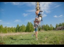Dmitriy Ked. Прыжки FreeFallProX команда ProX74 объект AT53 Chelyabinsk 1 jump RopeJumping 2021