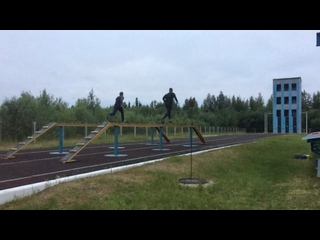 Видео от Максима Бобровского