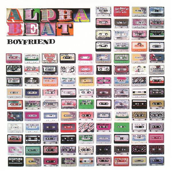 Alphabeat album Boyfriend