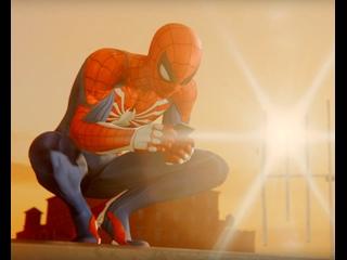 Marvels Spider-Man - диалог