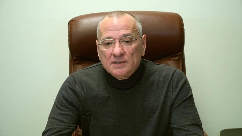 Юрий Галдун отвечает на вопросы юных белгородцев