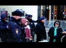 Акция против закона об изъятии детей на площади революции в Москве / LIVE 22.11.20