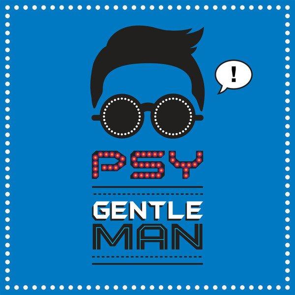 PSY album Gentleman