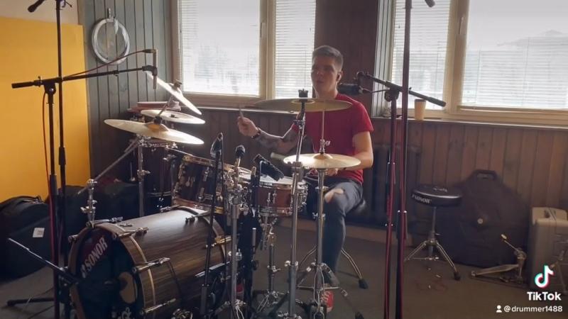 Малiнавы Jam drums