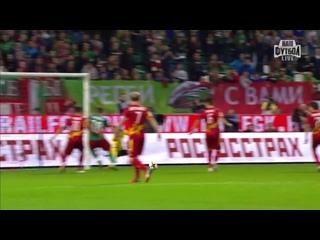 ЧР-2016/2017. 9' тур. Локомотив - Арсенал Тула 1:1