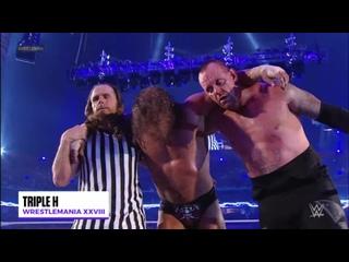 The Undertaker's legendary WrestleMania Undefeated Streak
