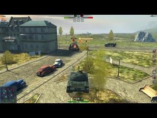 [Awerper Games] КУДА СТРЕЛЯТЬ что-бы ПОДЖИГАТЬ все ТЯЖЕЛЫ танки 10 уровня в WOT BLITZ