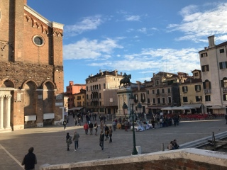 Солнечной Венеции всем в ленту в первый зимний день