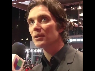 Cillian at the Aloft film premiere at Berlinale International Film Festival on 12th February 2