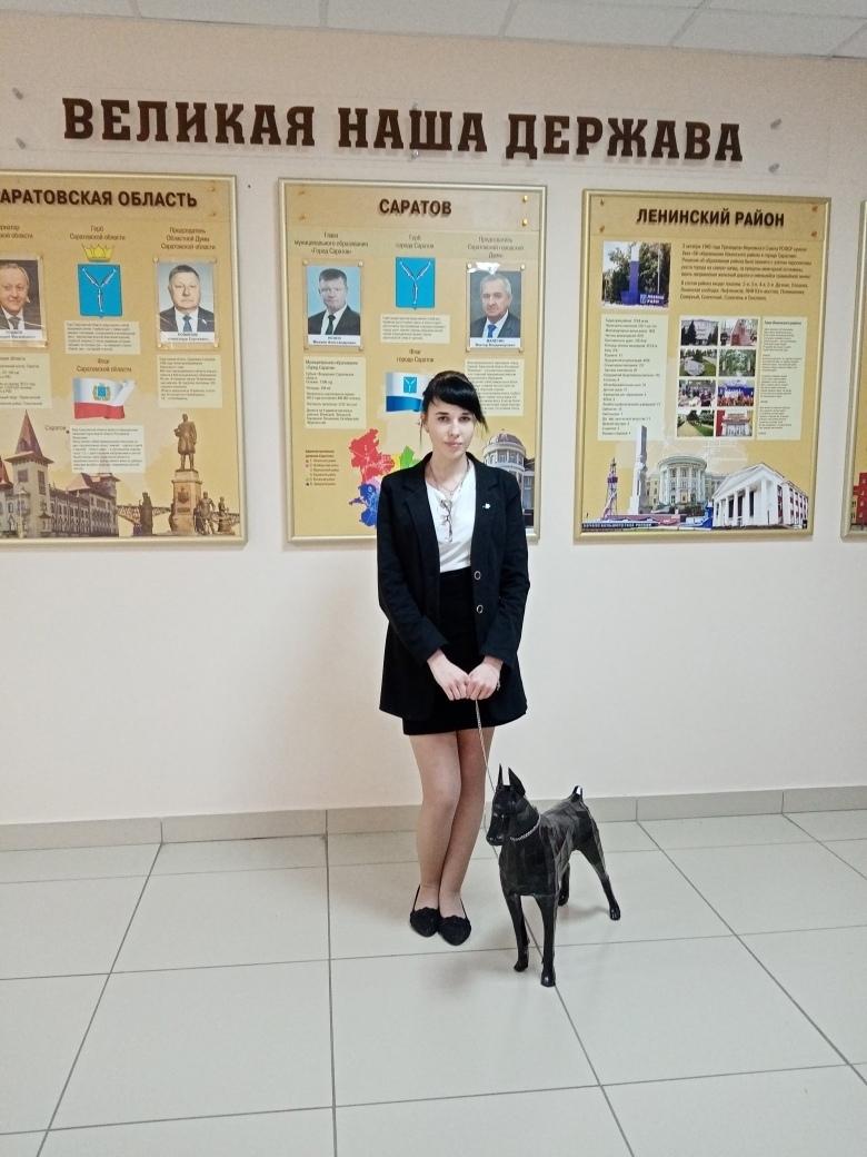 Петровчанка Марина ЧАУСОВА во второй раз стала победителем регионального этапа Всероссийской олимпиады