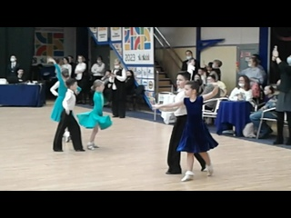 Екатеринбург-2021 Егор и Есения - массовый спорт (4 танца)