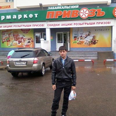 Али Ахмедов, Чита (село)