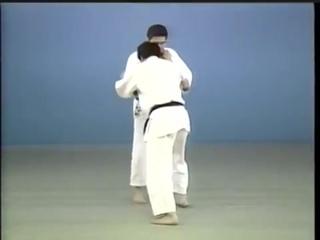 Ju Jutsu.Традиционное Кодокан Дзюдо.Нагэ вадза.Уширо гоши.