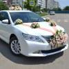 Прокат свадебных украшений на машину краснодар