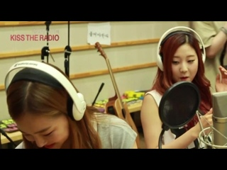 150709 Kiss The Radio (Seungyeon & Yeeun)