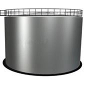 Резервуар вертикальный стальной РВС 1000 м3