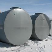 Резервуар горизонтальный двустенный РГД 3 м3