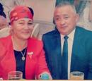 Персональный фотоальбом Аиды Туратбековой