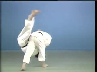 Ju Jutsu.Традиционное Кодокан Дзюдо.Нагэ вадза.Харай гоши.