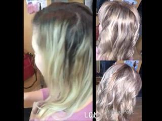 """Для тех кто в тренде 🎉🎉🎉Марморирование 📣🎉📣🎉📣Новомодная  техника с многогранными периливами оттенка """"блонд"""". Роскошно смотрится к"""
