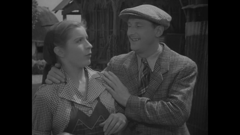 Избранник мадам Юссон Le rosier de Madame Husson 1950 режиссер Жан Буайе