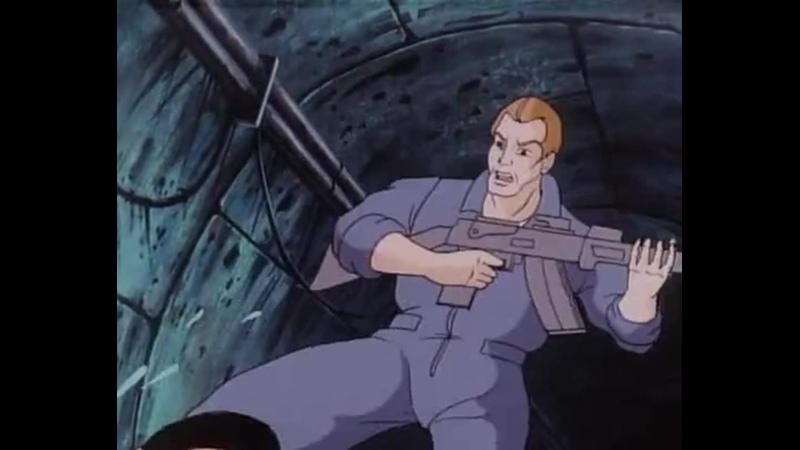 Рэмбо и Силы Свободы 11 серия на английском
