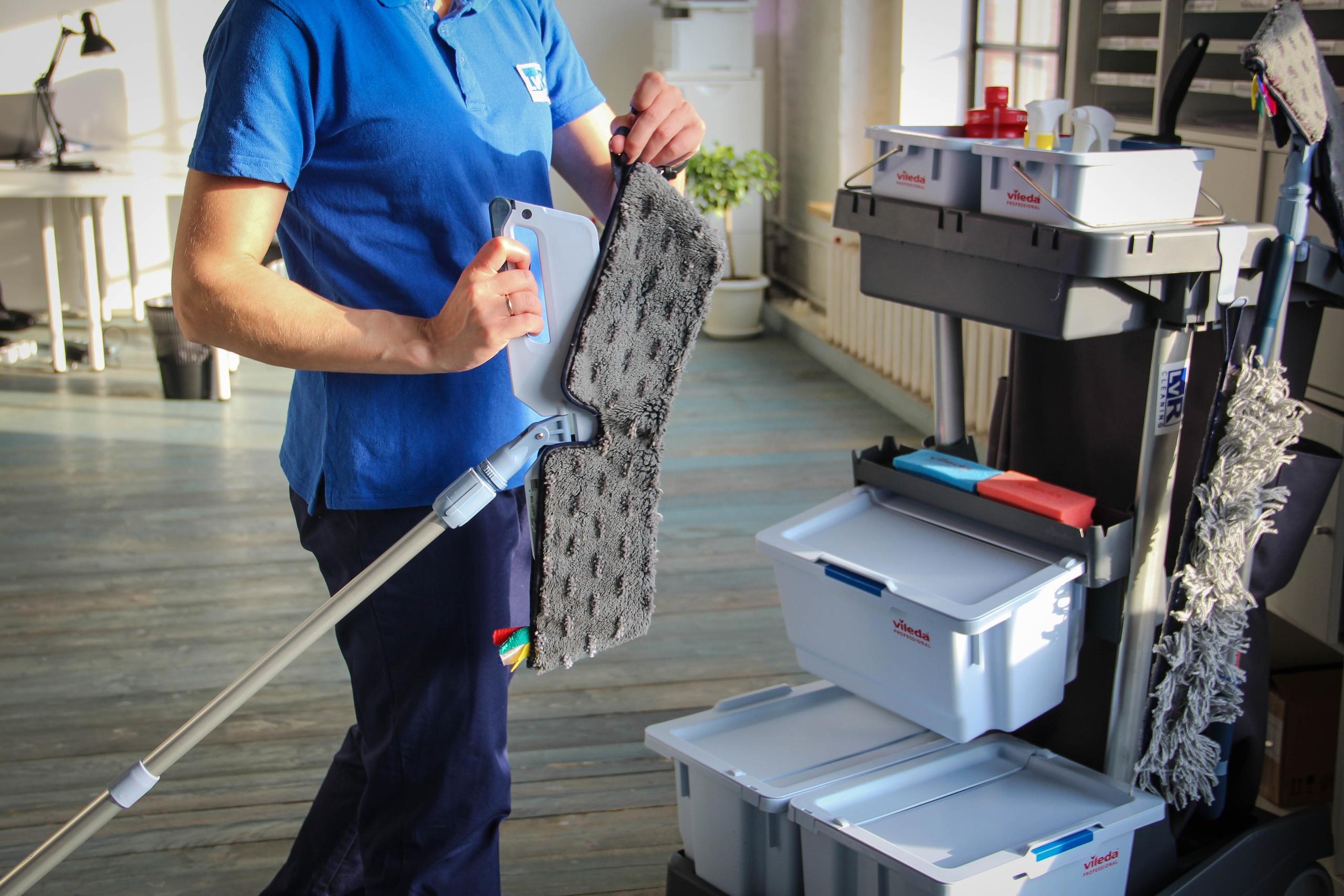 Уборка методом предварительной подготовки, изображение №4