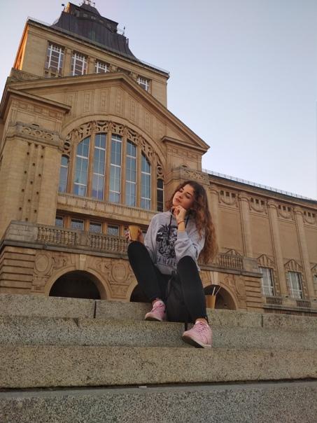Диана Киласония, Украина