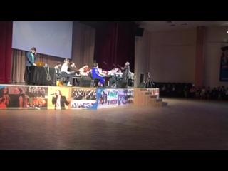 Оркестр УГМУ танго Молодожёны Ян Френкель