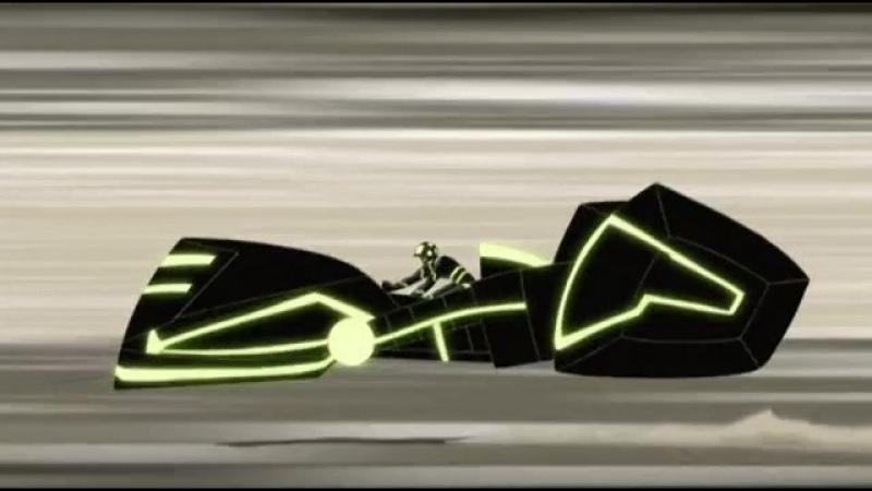 Рекс Салазар Генератор Рекс Соединение с плазмой из Бена 10 Мотоцикл