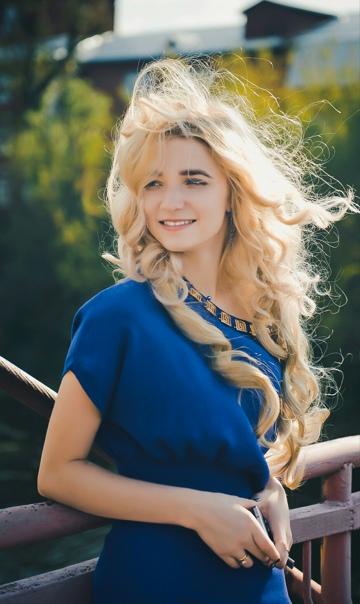 Анастасия Эрнест, Россия