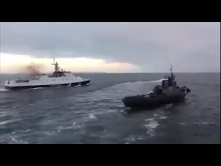 Вчера российские моряки сняли новую сери... моря  )) (360p).mp4