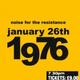 January 26th 1976 - Call my name