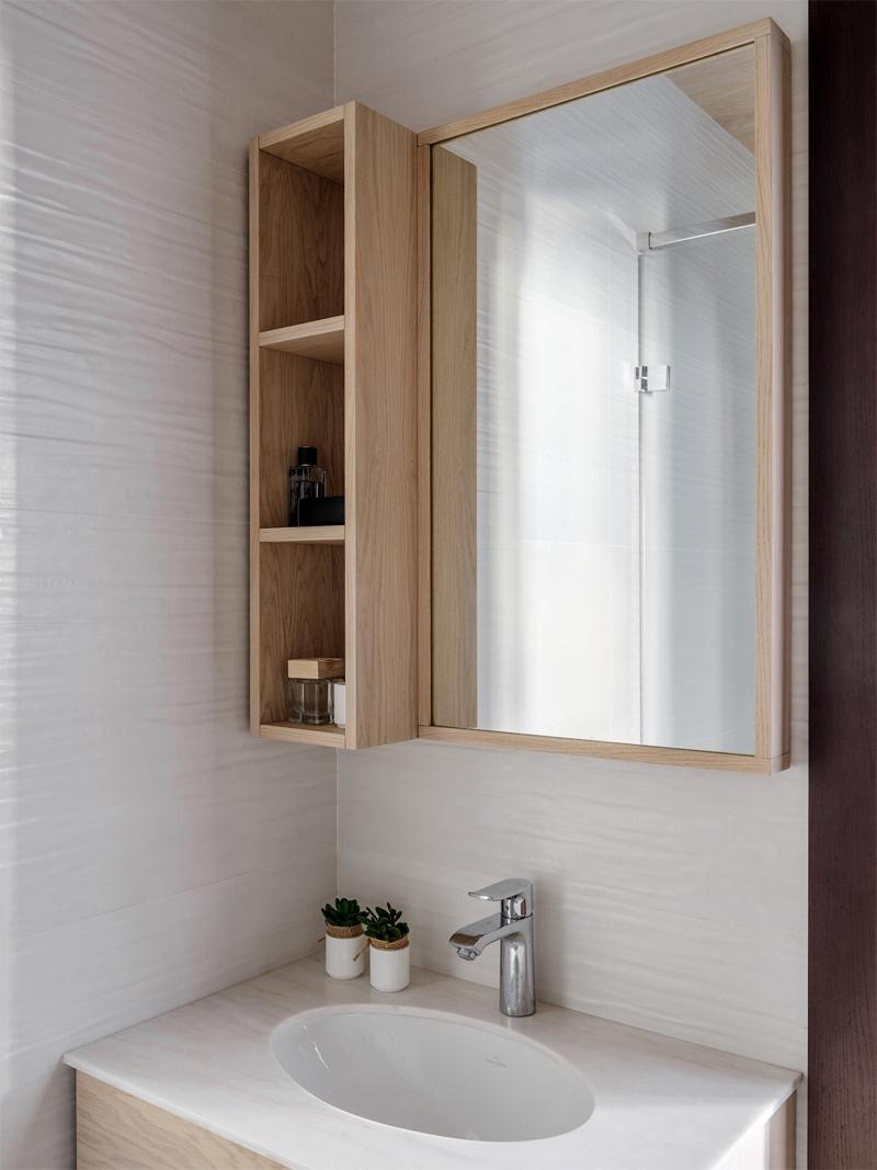 Интерьер квартиры 31-34 м (по разным источникам) в Москве от дизайнера Светланы Селивановой.
