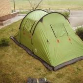 4х местная двухкомнатная палатка KSL ATLANTA 4 напрокат