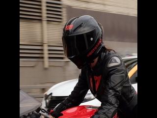 глаза-зеркало души?😊 #мототаня девушка на мотоцикле