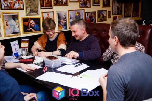 «IQ Box Москва - Игра №56 - 03/03/20» фото номер 4