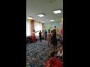 Танец родителей в детском саду на выпускном у Яночки 01.06.2019