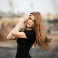 Фотография Анастасии Костиной