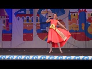 Марфа Николаева Smile День города 9 июня 2019 Великий Новгород