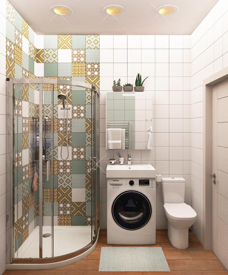 Дизайн-проект квартиры 25 м.