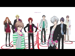 Brothers Conflict TV OP01