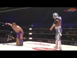 Masaaki Mochizuki, Shuji Kondo & Takuya Sugawara vs. Dragon Kid, Masato Yoshino & Ultimo Dragon