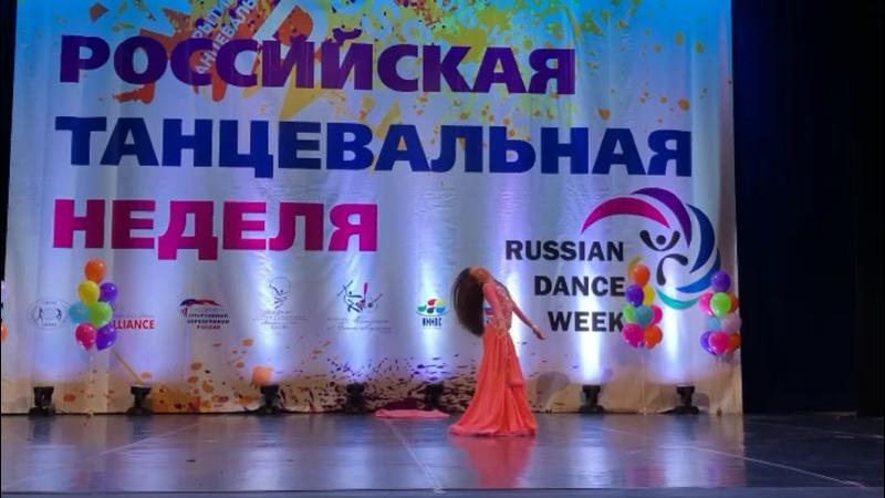 Видео от РОССИЙСКАЯ ТАНЦЕВАЛЬНАЯ НЕДЕЛЯ
