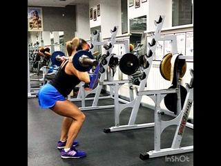 Фитнес школа Элины Гоок kullanıcısından video