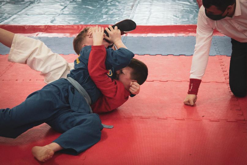 В Нижнем Новгороде прошёл открытый турнир по восточным боевым единоборствам в дисциплине Вьет Во Дао, изображение №2