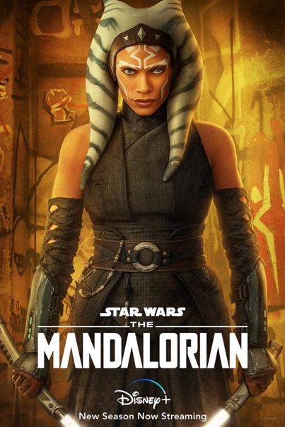 Та самая леди на свежем персонажном постере «Мандалорца» Шестой эпизод второго сезона выйдет в эту