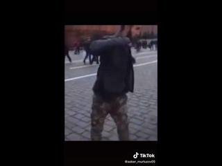 Таджики танцуют лезгинку