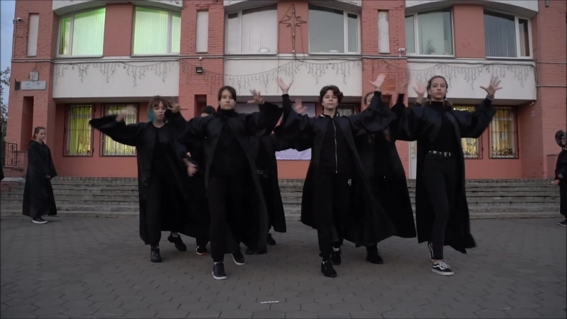 Школа танцев ORIGINAL под руководством Алены Штейниковой номер Гарри Поттер
